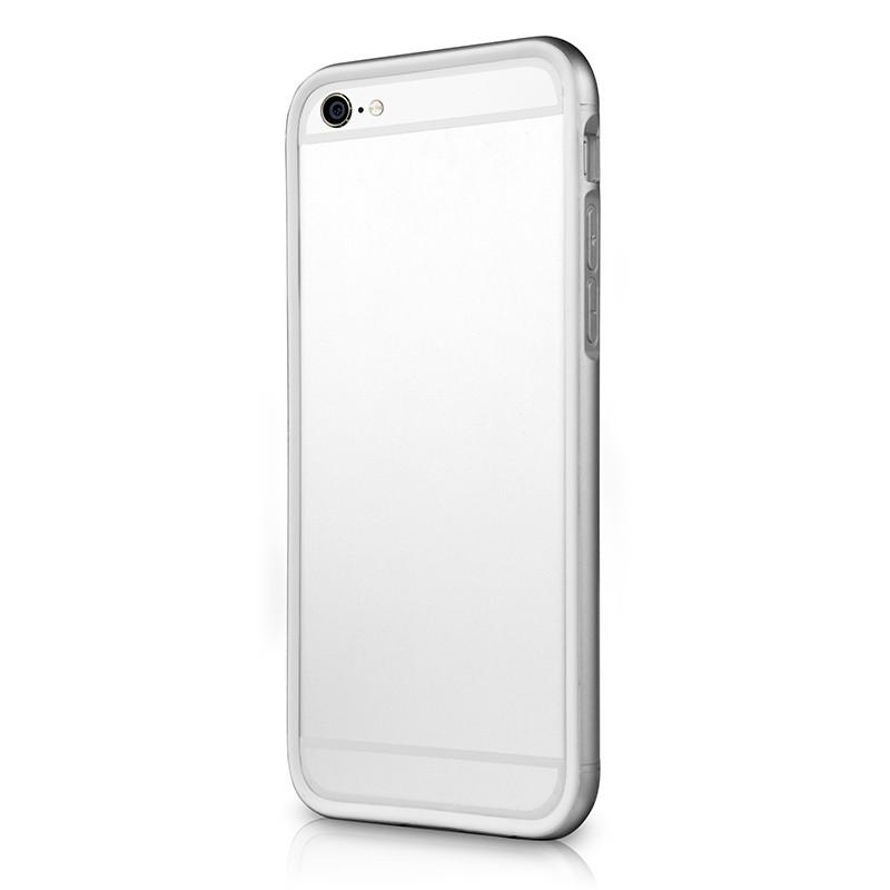 Itskins - Heat Bumper Case iPhone 6 / 6S (silver) 01