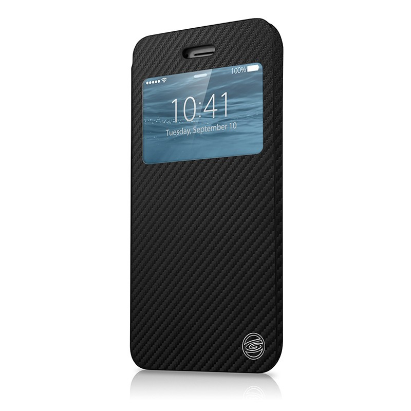 Itskins – Visionary Case iPhone 6 / 6S (carbon) 01