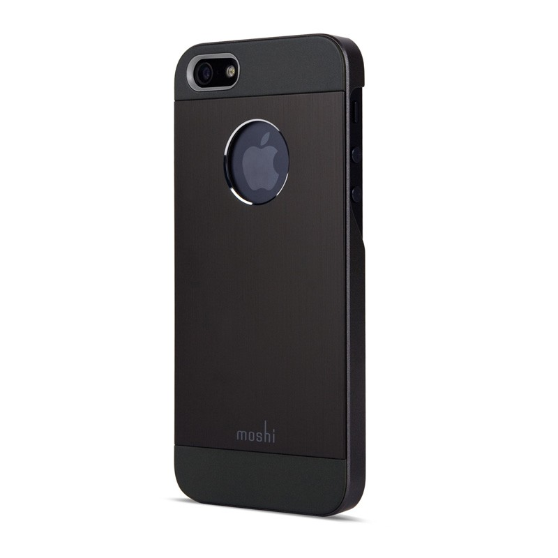 Moshi iGlaze Armour iPhone 5/5S/5C Black - 2