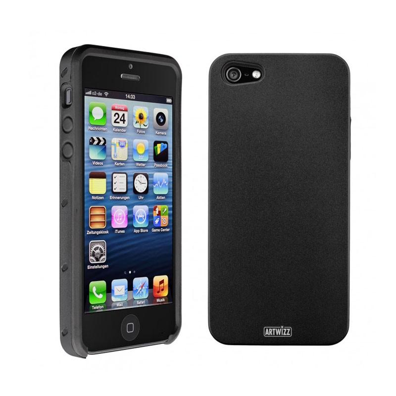 Artwizz SeeJacket Alu iPhone 5 (Black) 03