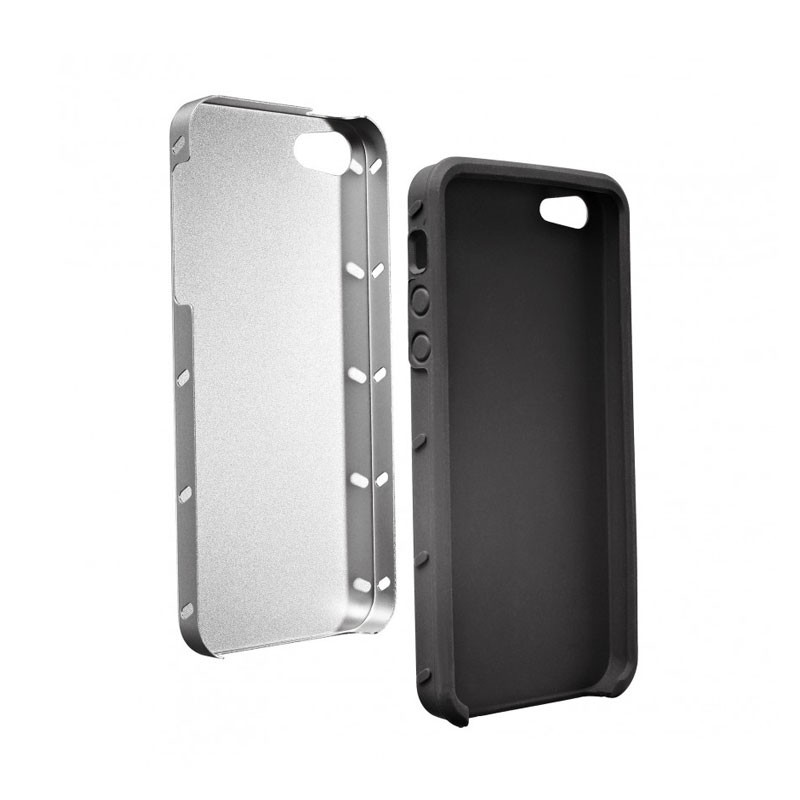 Artwizz SeeJacket Alu iPhone 5 (Silver) 02