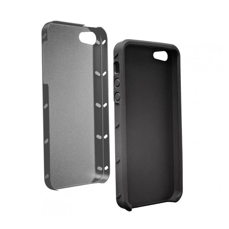 Artwizz SeeJacket Alu iPhone 5 (Titan) 02