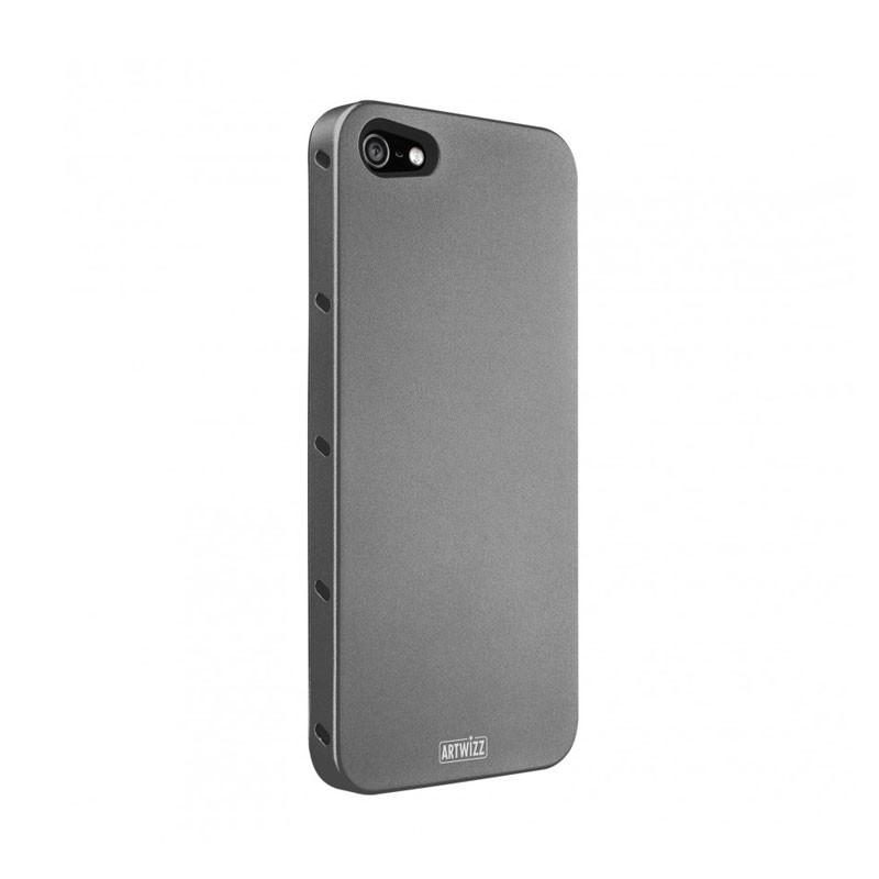 Artwizz SeeJacket Alu iPhone 5 (Titan) 01
