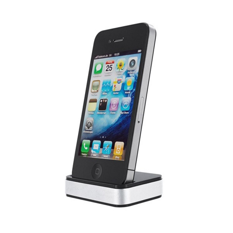 Artwizz Sync & Charge Dock iPhone 4(S) - 1