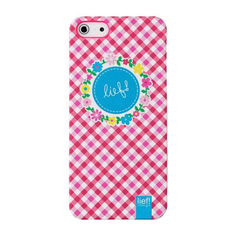Lief! Back Cover iPhone 5/5S Tess - 1