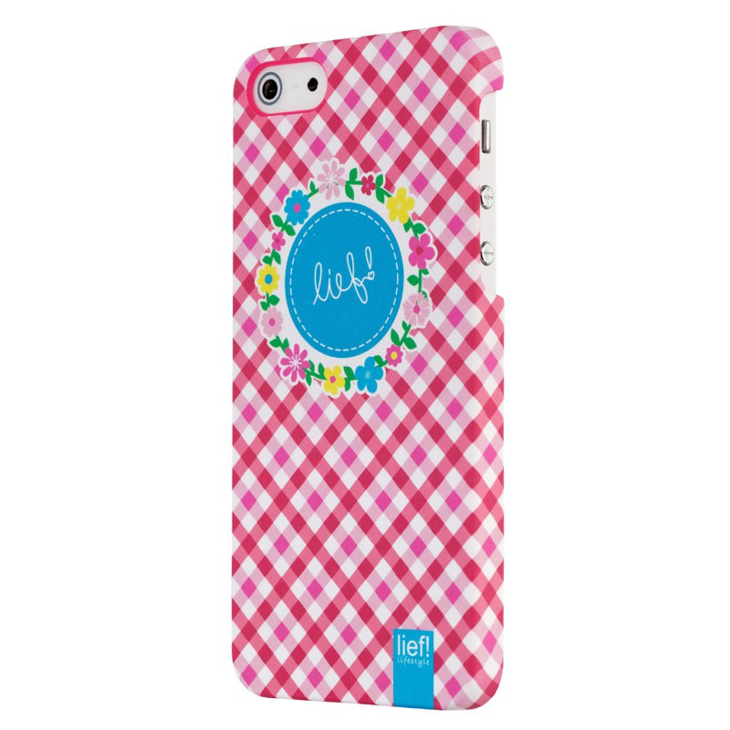 Lief! Back Cover iPhone 5/5S Tess - 2