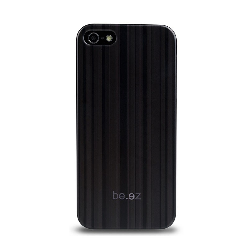 Be-ez LAcover iPhone 5 Allure Black - 2