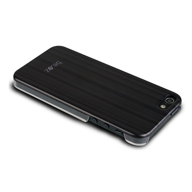 Be-ez LAcover iPhone 5 Allure Black - 6