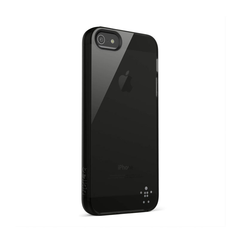 Belkin Grip Sheer Case iPhone 5 (Black) 01