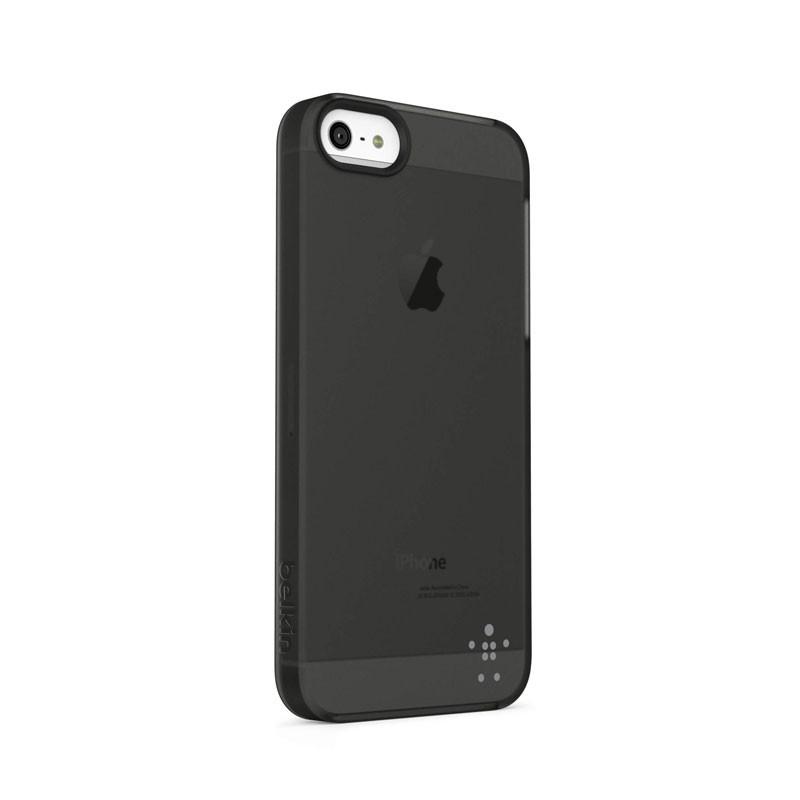 Belkin Shield Sheer Matte iPhone 5 (Black) 02