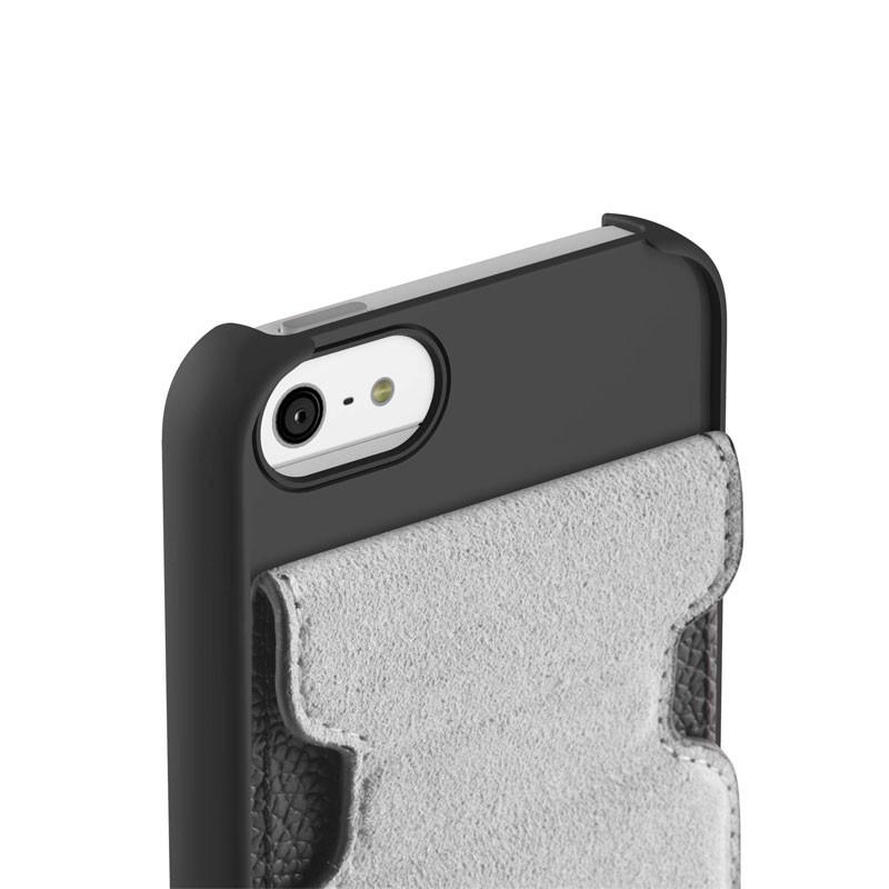Belkin Snap Folio Case iPhone 5 (Black) 03