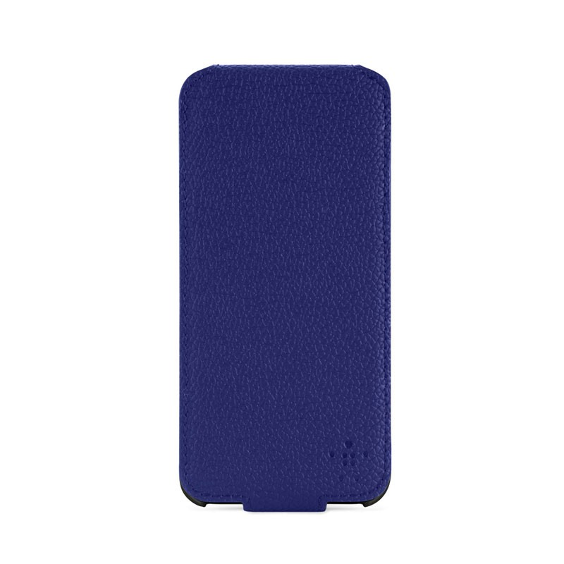 Belkin Snap Folio Case iPhone 5 (Blue) 01