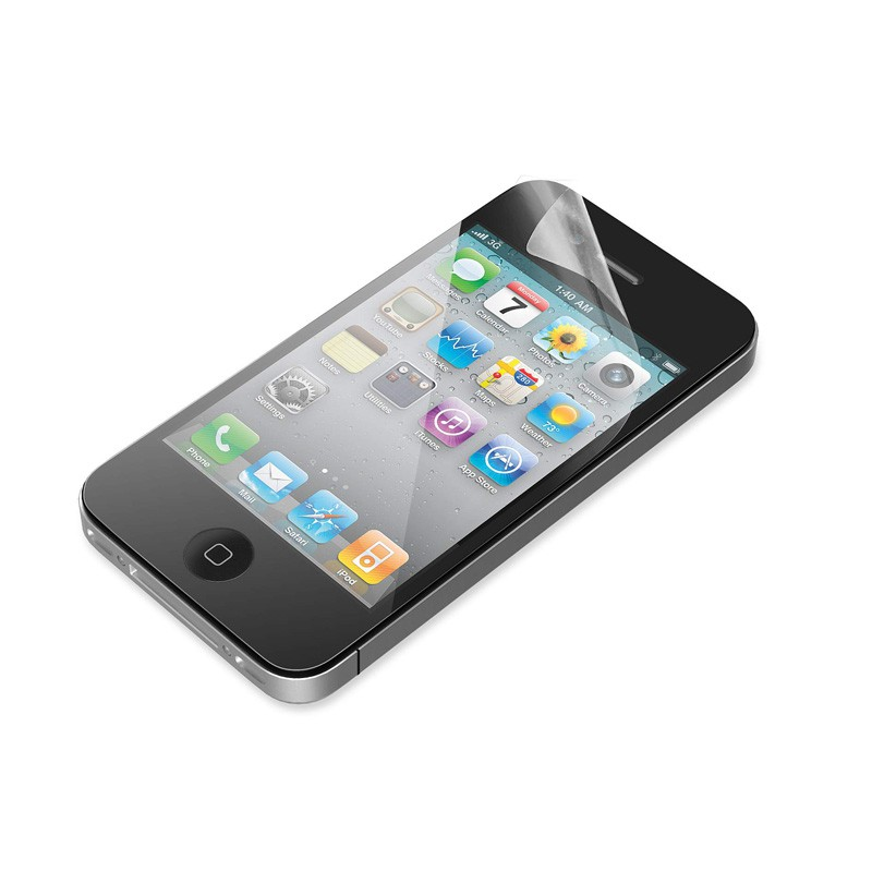 Belkin Screen Protector 3-Pack iPhone 4