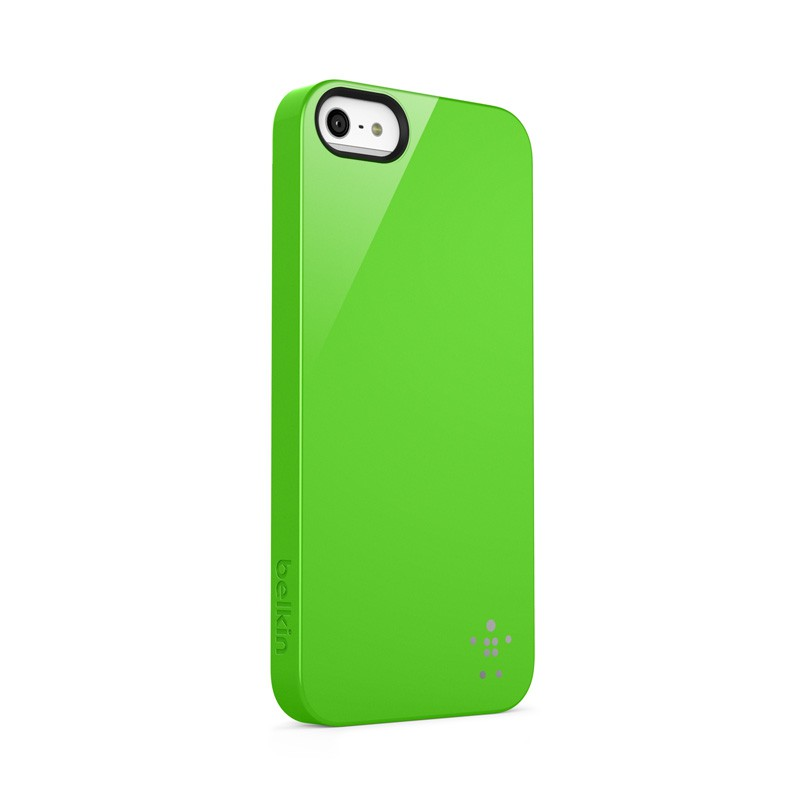 Belkin Shield iPhone 5 Green - 2