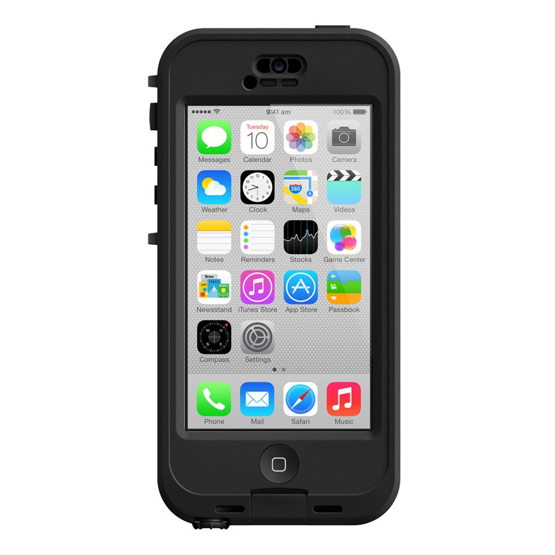 LifeProof Nuüd iPhone 5C Black - 1