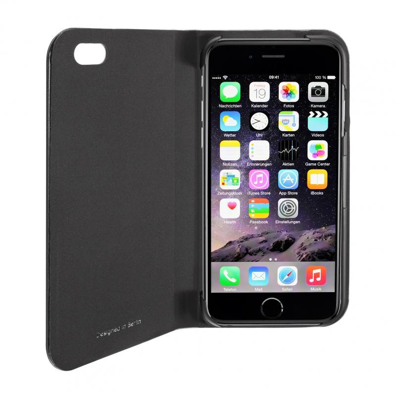 Artwizz SeeJacket Folio iPhone 6 Black - 1