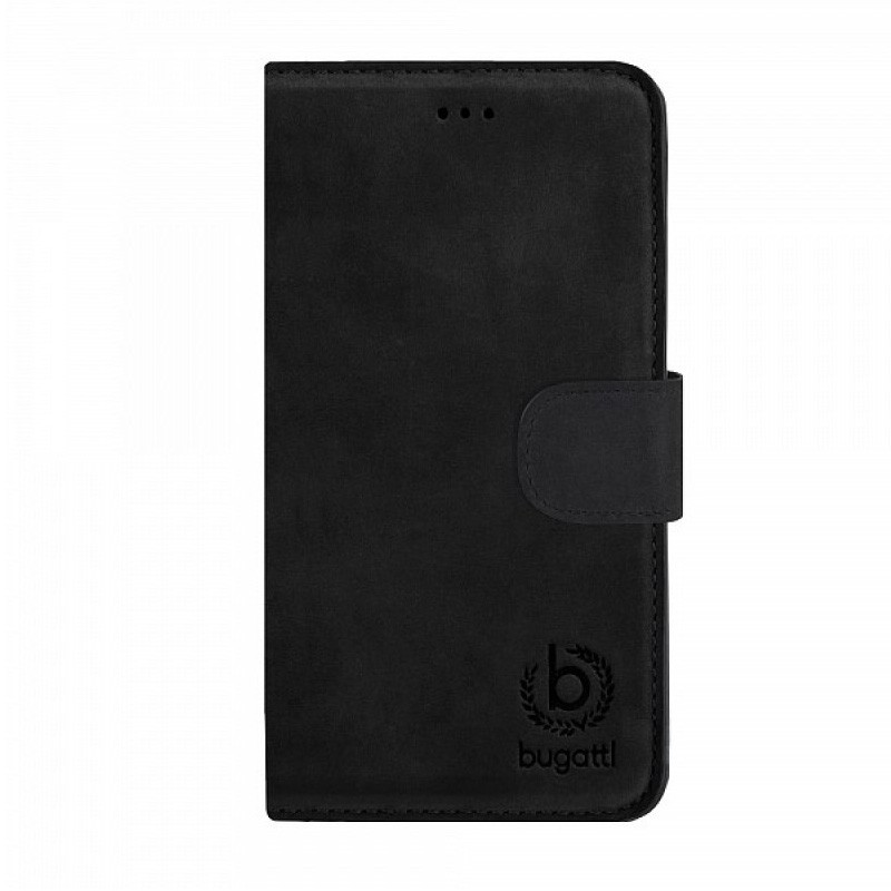 Bugatti BookCover Madrid iPhone 6 Plus Black - 1