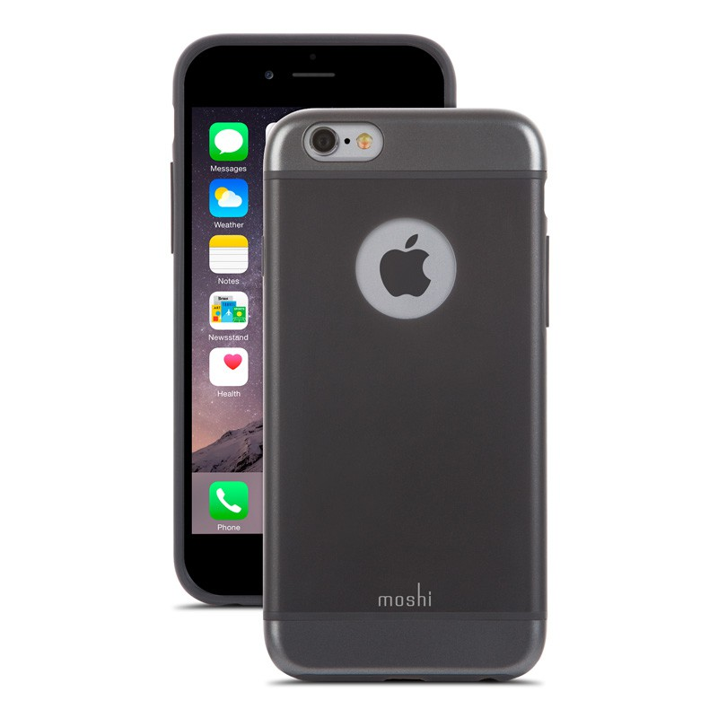 Moshi iGlaze iPhone 6 Black- 1