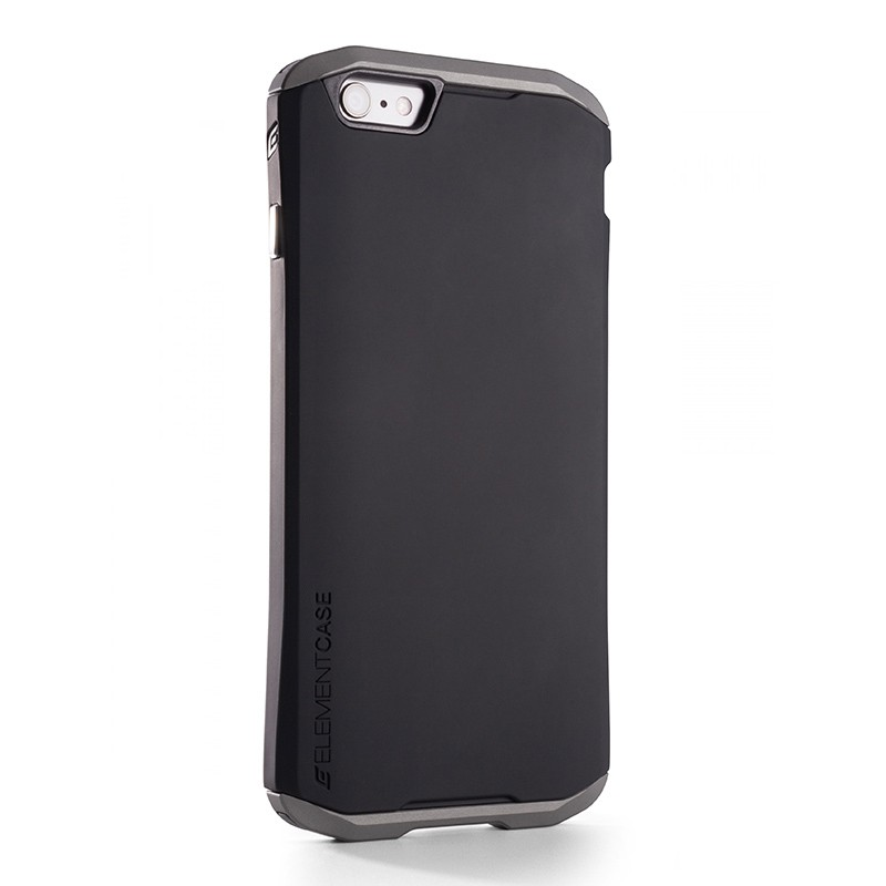 Element Case Solace iPhone 6 Plus Black - 1