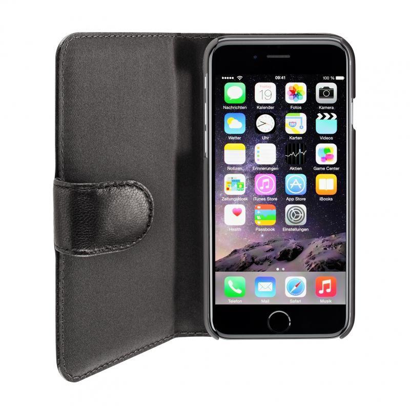 Artwizz Leather Folio iPhone 6 Black - 2