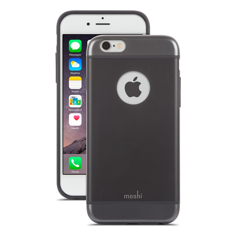 Moshi iGlaze iPhone 6 Black- 2