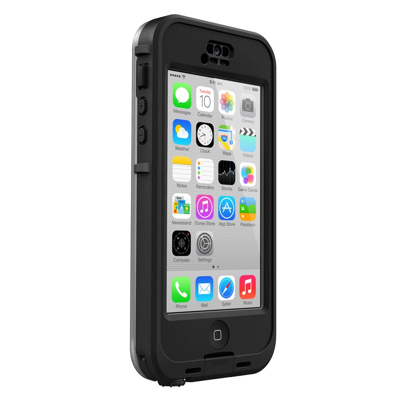 LifeProof Nuüd iPhone 5C Black - 2