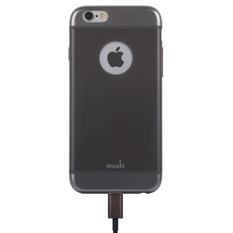 Moshi iGlaze iPhone 6 Black- 3