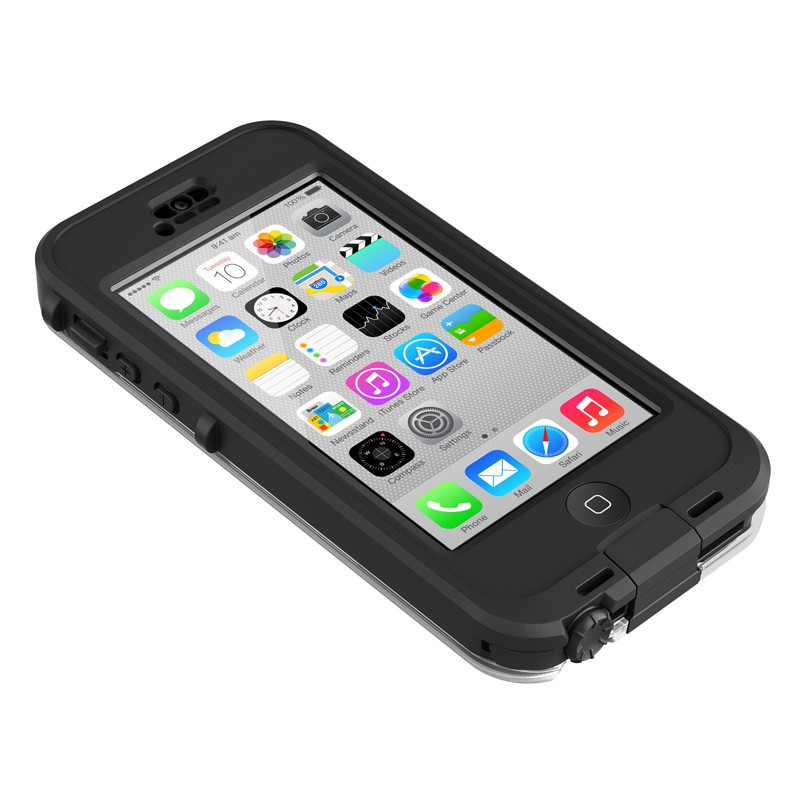 LifeProof Nuüd iPhone 5C Black - 4