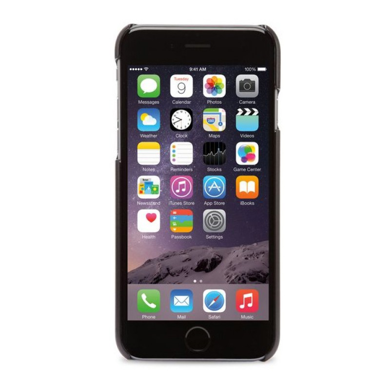 Incase Quick Snap Case iPhone 6 Black - 4