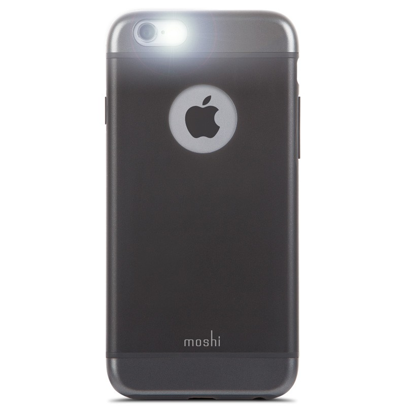 Moshi iGlaze iPhone 6 Black- 4