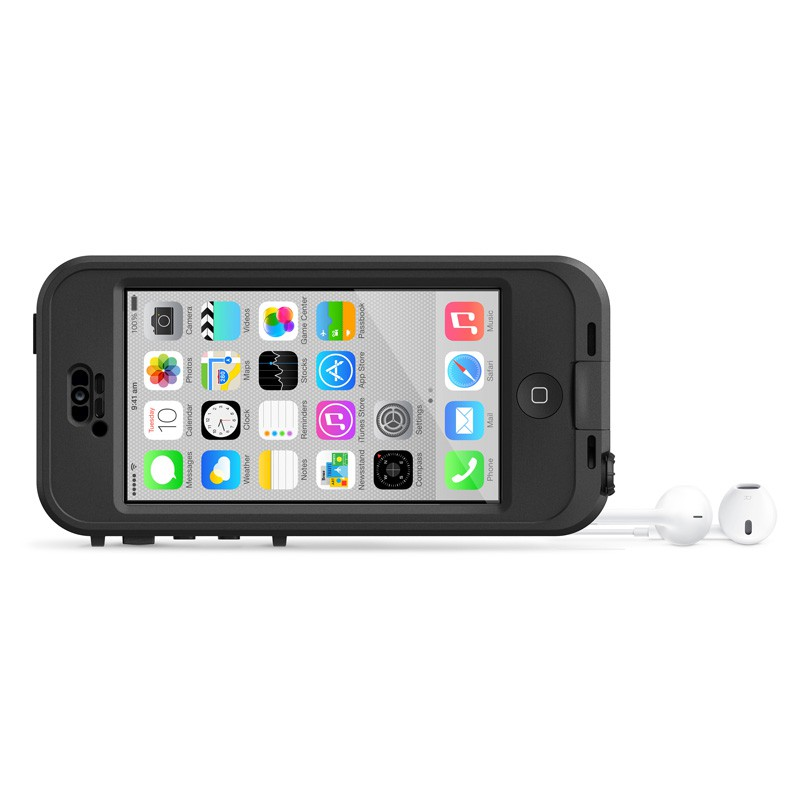 LifeProof Nuüd iPhone 5C Black - 5