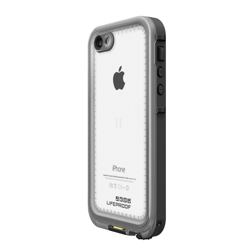 LifeProof Nuüd iPhone 5C Black - 6