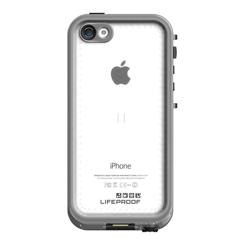 LifeProof Nuüd iPhone 5C Black - 7