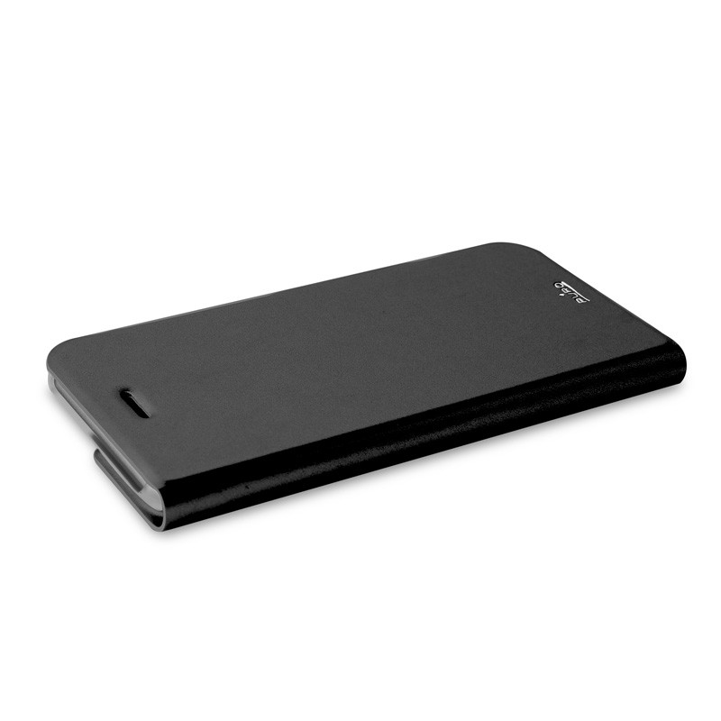 Puro Eco Leather Wallet iPhone 6 Black - 5