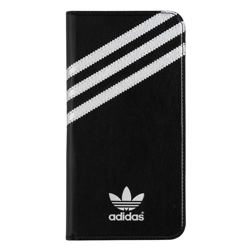 Adidas Booklet Case iPhone 6 Plus Black/Silver - 1