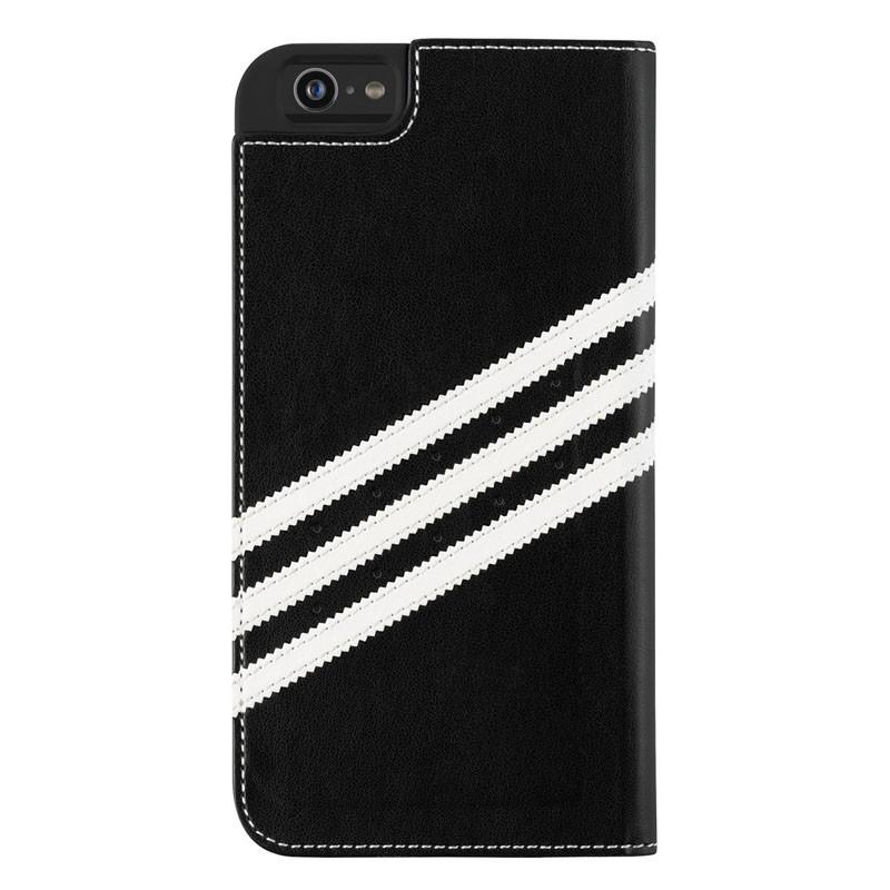 Adidas Booklet Case iPhone 6 Plus Black/White - 2