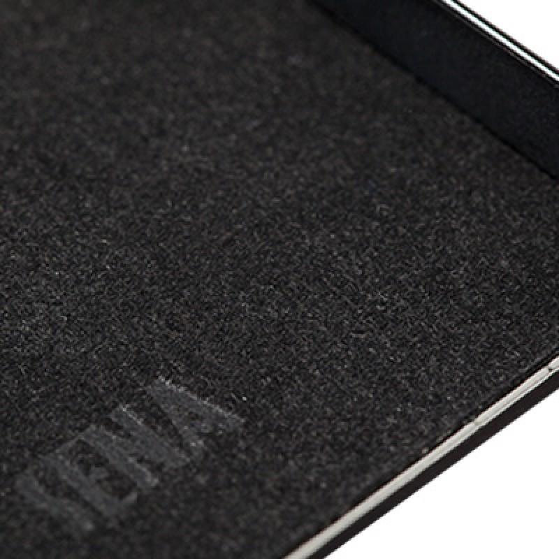 Sena Ultra Thin Snap On iPhone 5/5S Black/Gunmetal - 2