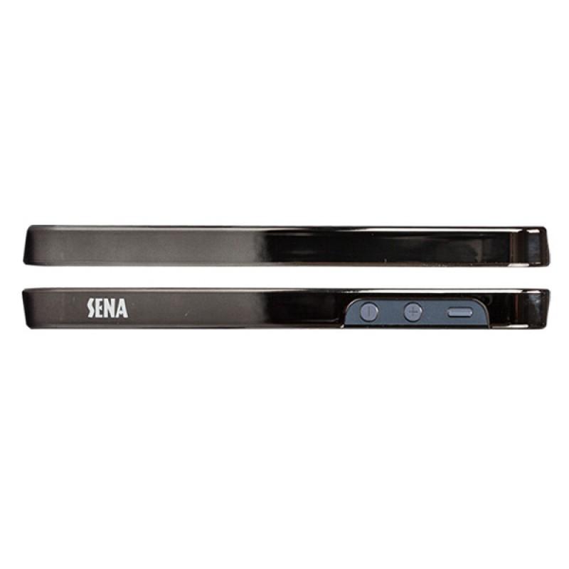 Sena Ultra Thin Snap On iPhone 5/5S Black/Gunmetal - 5