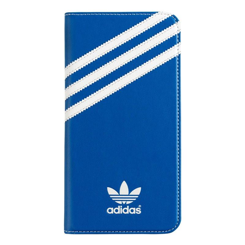 Adidas Booklet Case iPhone 6 Plus Blue/White - 1