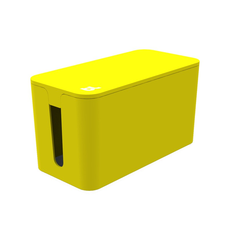 Bluelounge Cablebox Mini Yellow  - 1