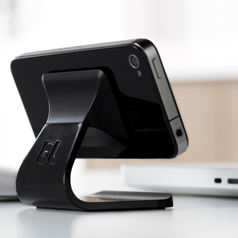 Bluelounge Milo iPhone Stand Black - 5