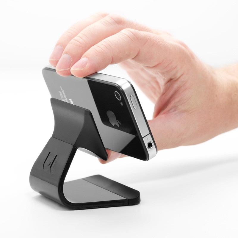 Bluelounge Milo iPhone Stand Black - 6