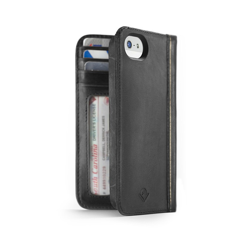 Twelve South BookBook iPhone 5 Classic Black - 2