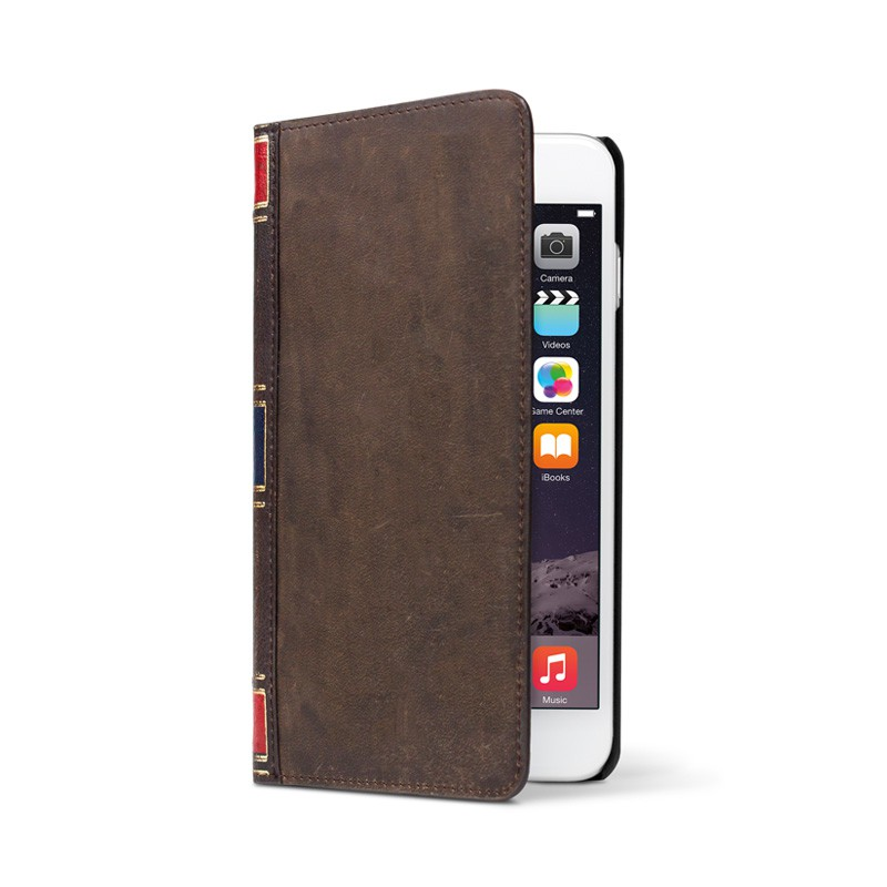 Twelve South BookBook iPhone 6 Vintage Brown - 1