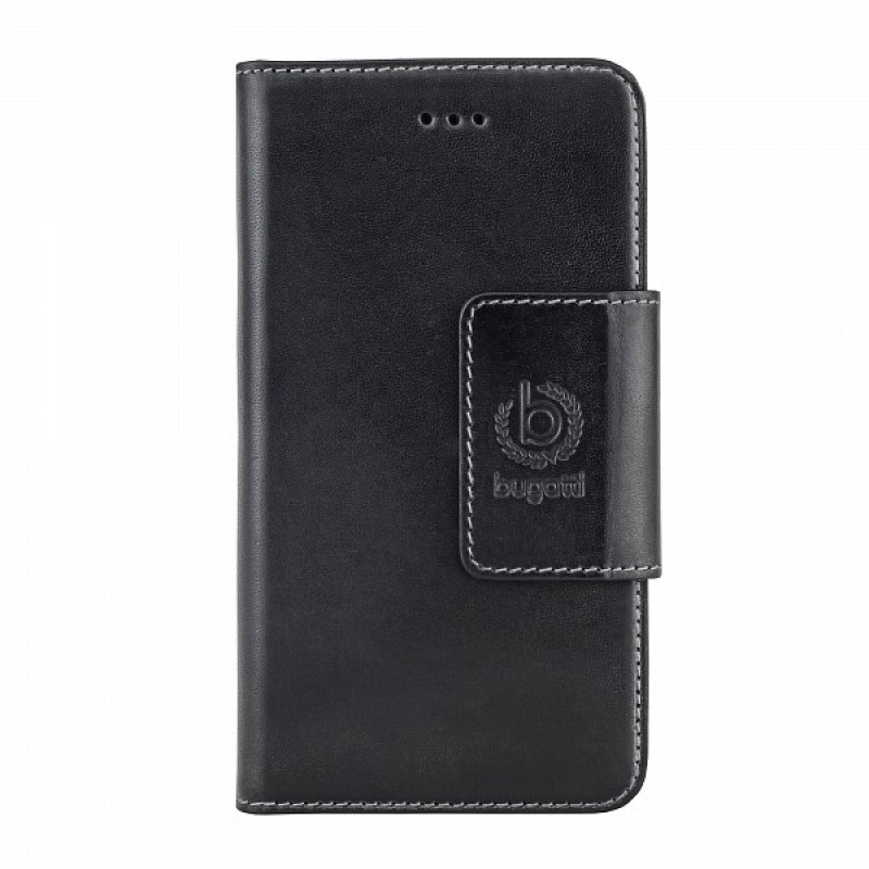 Bugatti BookCover Amsterdam iPhone 6 Plus Black - 1