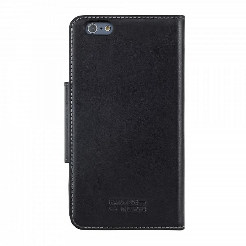 Bugatti BookCover Amsterdam iPhone 6 Plus Black - 2