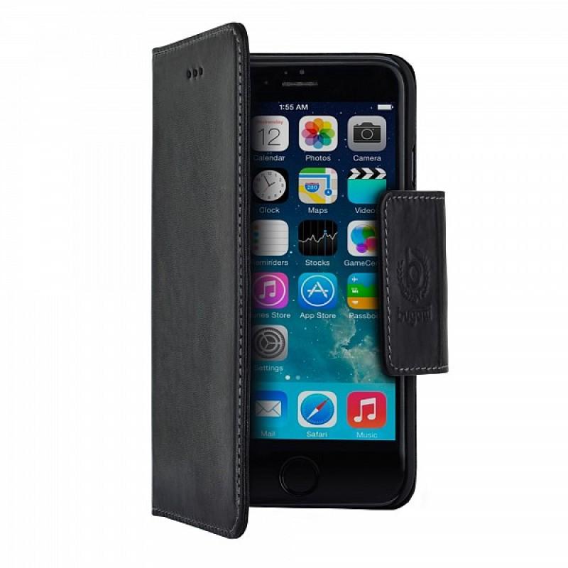 Bugatti BookCover Amsterdam iPhone 6 Black - 4