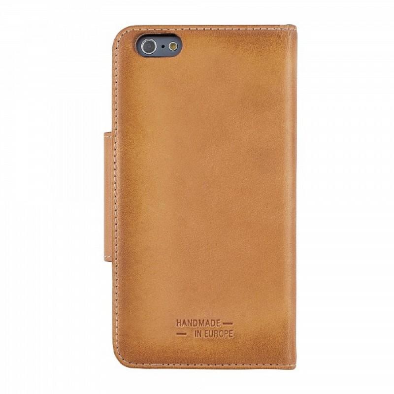 Bugatti BookCover Amsterdam iPhone 6 Cognac - 2