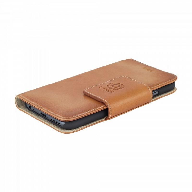 Bugatti BookCover Amsterdam iPhone 6 Cognac - 5