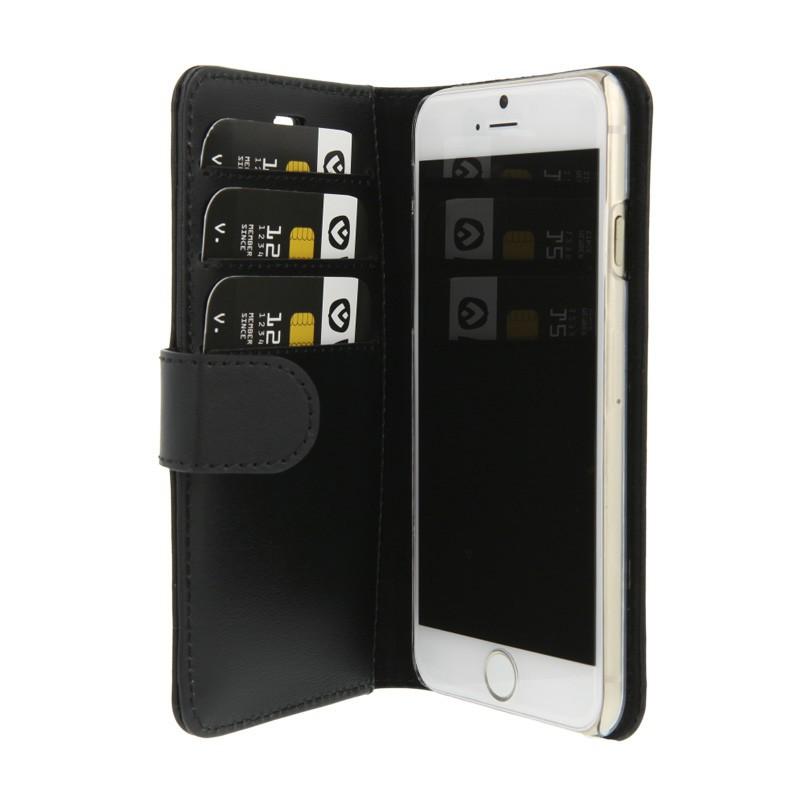 Valenta Booklet Case iPhone 6 Black - 3